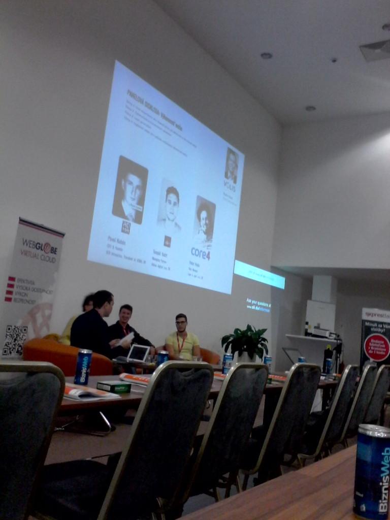 panelová diskusia DailyWeb