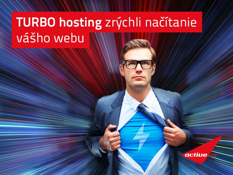Hosting Turbo ACTIVE 24